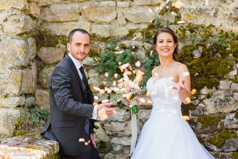Mariage Lombers